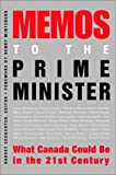 Memos to the Prime Minister, Harvey Schachter, 0471646490