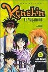 Kenshin le vagabond, tome 2 : Les deux assassins par Nobuhiro