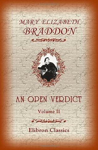 book cover of An Open Verdict