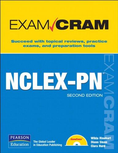NCLEX-PN Exam Cram (2nd Edition) Pdf