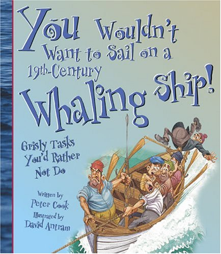 Whaling Boat (You Wouldn't Want to Sail on a 19Th-Century Whaling Ship: Grisly Tasks You'd Rather Not Do)