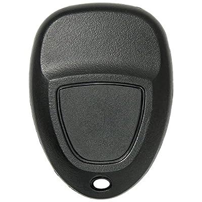 Keyless2Go 2 New Replacement Keyless Entry Remote Start Car Key Fob for 22733524 KOBGT04A Malibu Cobalt G5 G6 Grand Prix Lacrosse Allure: Automotive