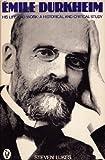 Emile Durkheim, Steven Lukes, 0140550933