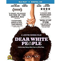 Dear White People [Blu-ray + Digital HD]
