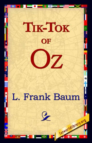 Tik-Tok of Oz PDF
