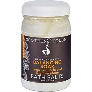 Soothing Touch Balancing Soak Bath Salts, 32 Ounce -- 1 each.