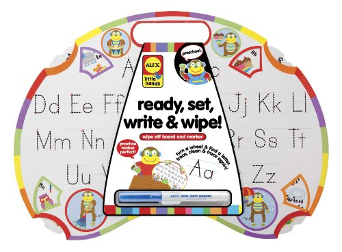 Alex Toys Board (ALEX Toys Little Hands Ready Set Write and)
