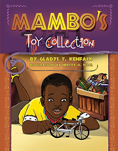 Mambo 2 Person (Mambo's Toy Collection)