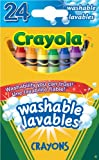 Crayola 24 Washable Crayons