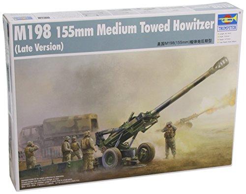 Trumpeter 1/35 M198 Medium Towed Howitzer Late Version Model -