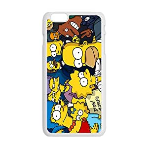 EROYI Simpsons movie Case Cover For iPhone 6 Plus Case