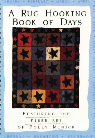 Rug Hooking Book of Days