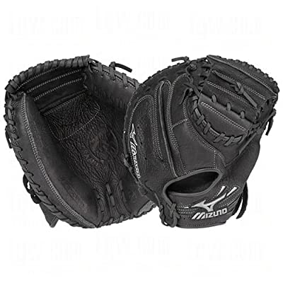 Mizuno Samurai Catchers Baseball Gloves Gcx95y 2-Piece Closed