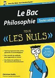 Bac Philosophie 2015 pour les Nuls