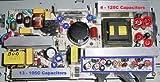 LG 26LC2D Repair Kit, LCD TV, Capacitors, Not the Entire Board