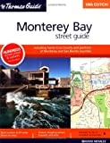 Atlas Monterey Bay Metro Area, California, Rand McNally Staff, 0528855409