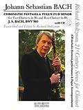 Johann Sebastian Bach - Chromatic Fantasia and Fugue in D minor, BWV 903, Richard Stoltzman, 1581061161