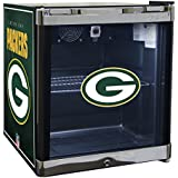 Glaros Officially Licensed NFL Beverage Center / Refrigerator - Green Bay Packers