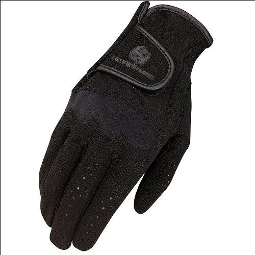 Spectrum Gloves - Heritage Spectrum Show Gloves, Size 10, Black