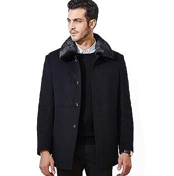 ZJEXJJ Limited Manteau d'hiver Homme, Manteau de Papa