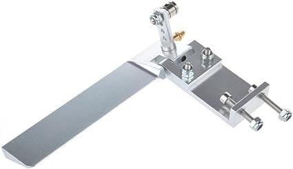 CNC Aluminum Rudder for Catamaran 150mm RC BOAT