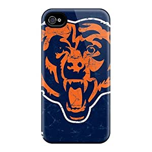 Best Cell-phone Hard Cover For Iphone 5s With Allow Personal Design Nice Chicago Bears Series JamieBratt