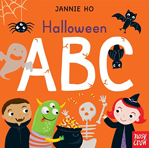 Halloween ABC (Kindergarten Halloween Books)