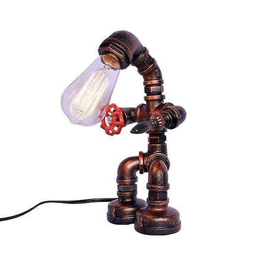 Lámparas de Escritorio Lámparas de Mesa y Mesilla Loft europeo ...