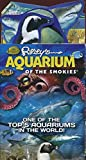 RIPLEY'S AQUARIUM OF THE SMOKIES /GATLINBURG TENNESSEE /DIE-CUT FOLDOUT BROCHURE AND DISCOUNT COUPONS+++ offers