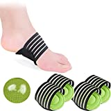 2 Pairs Extra Thick Cushioned Compression Arch