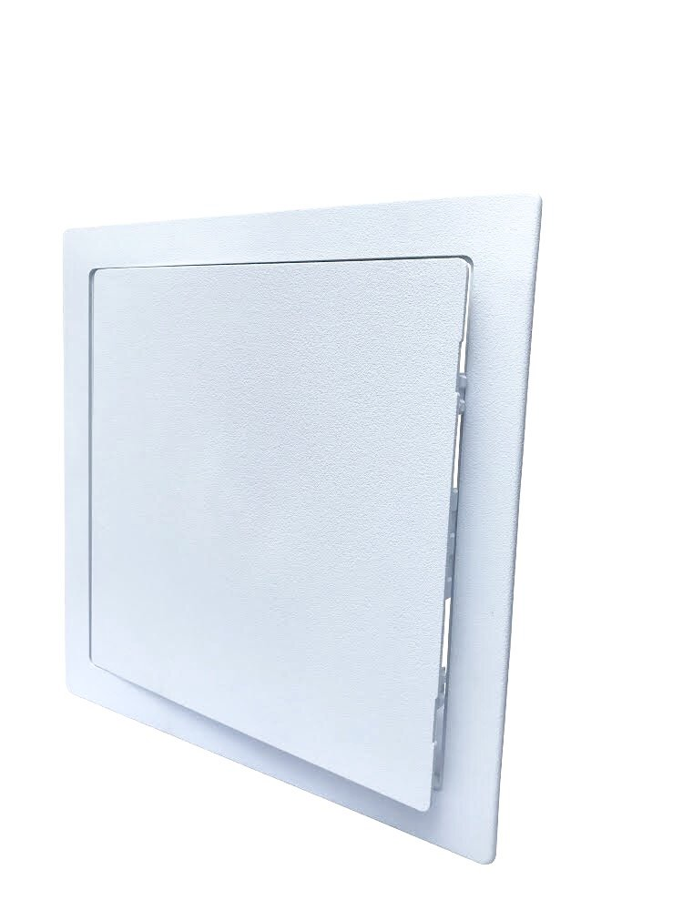 SUMASAI Plumbing Access Panel Access Panel 12 x 12 inch Access Door with Removable Hinged Door. Durable Plastic Drywall Access Panel by SUMASAI