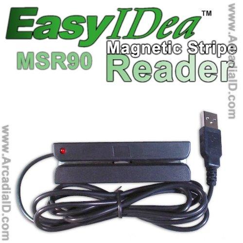 EasyIDeaTM Magnetic Stripe Reader