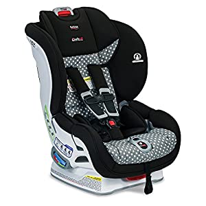 Britax Marathon ClickTight Convertible Car Seat | 1 Layer Impact Protection – Rear & Forward Facing – 5 to 65 Pounds…