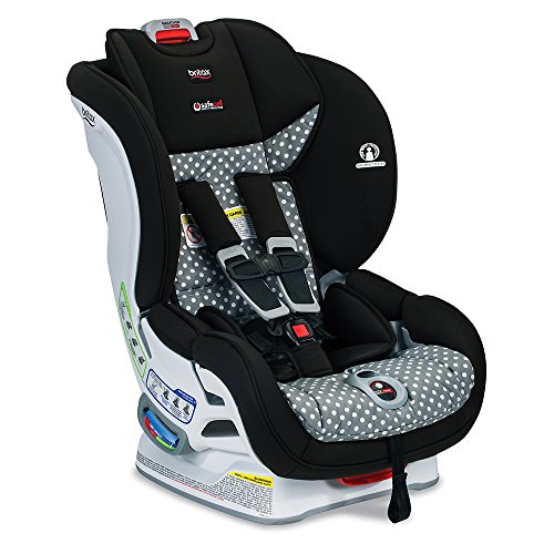 Britax Marathon ClickTight Convertible Car Seat - 1 Layer Impact Protections