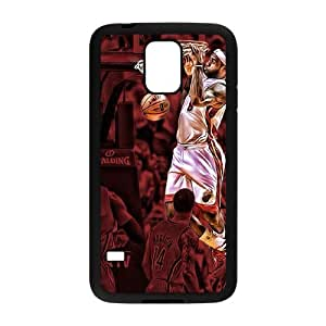PCSTORE Phone Case Of Lebron James For Samsung Galaxy S5 I9600