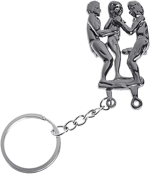 Creative Foot Bottle Opener Keychain Funny Key Chain Ring Keyfob Keyring