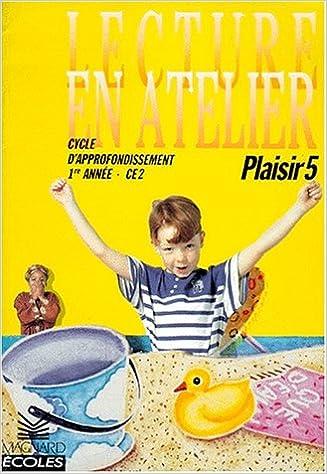 Lire en ligne Livret plaisir 5, CE2 pdf ebook