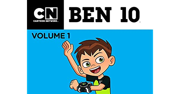 Amazon.com: New Ben 10 Season 1: Amazon Digital Services LLC