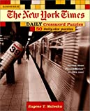 New York Times Daily Crossword Puzzles, Eugene T. Maleska, 0812935470