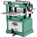 Planer Grizzly Best Deals - Grizzly G0454Z Planer with Spiral Cutterhead, 20-Inch