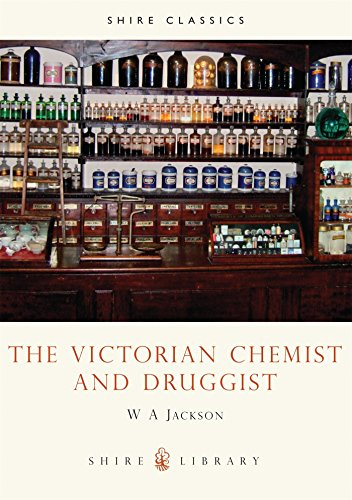 The Victorian Chemist And Druggist  Shire Library