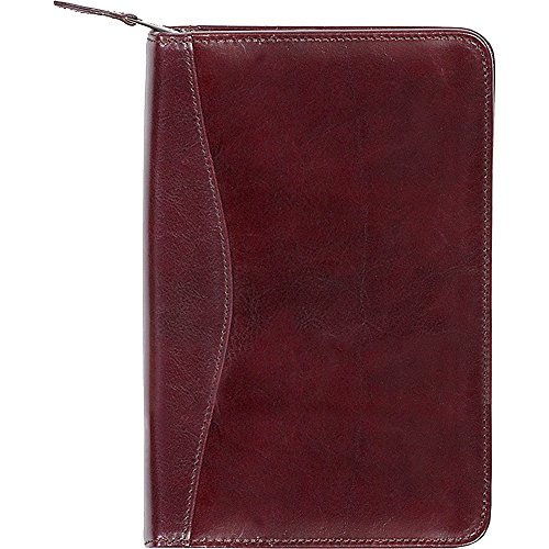 Scully Junior Zip Padfolio (Walnut) Scully Zip