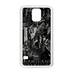 NABOAT The Shawshank Redemption Phone Case For Samsung Galaxy S5 i9600 [Pattern-4]