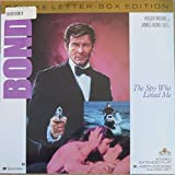 LASERDISC THE SPY WHO LOVED ME