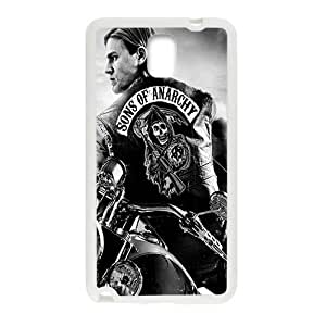 Sons Of Anarchy Fashion Comstom Plastic case cover For Samsung Galaxy Note3