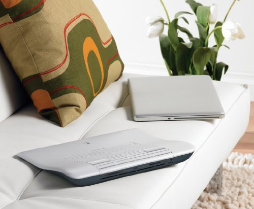Logitech Notebook Cooling Pad N100 (Gray) by Logitech (Image #2)