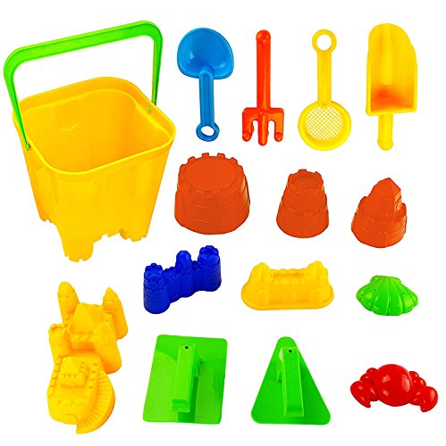 Piece Sand Castle Building Kit
