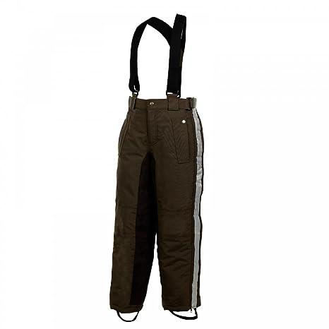 1d810ee6f21 Amazon.com : Horze Kids WinterRider Pants - Size:6 Color:Chocolate ...