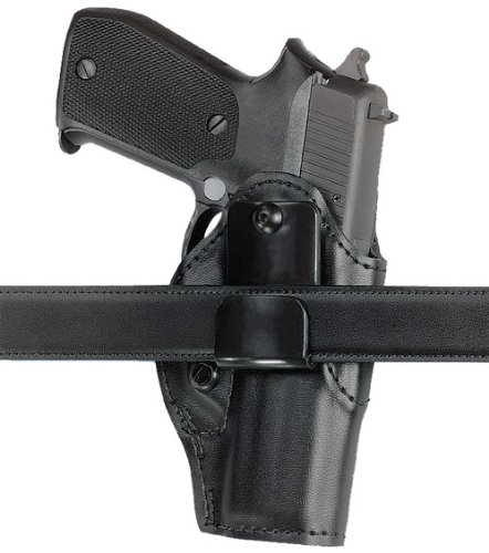 Safariland Model 27 Inside-the-Pants Holster, Plain Black, Glock 17 from Safariland