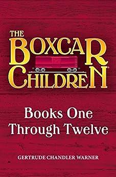 The Boxcar Children Mysteries: Books One Through Twelve by [Warner, Gertrude  Chandler]